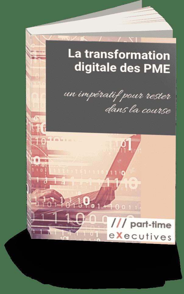 Livre blanc sur la transformation digitale d'une PME